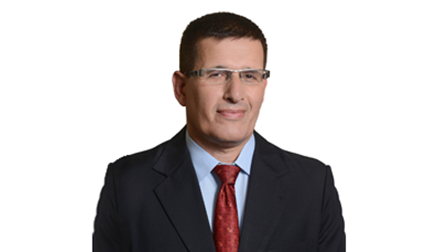 Ehud Hausman, Senior Partner, Head of Hi-Tech Practice
